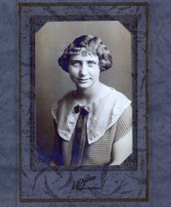 Irene Rogler, 1925