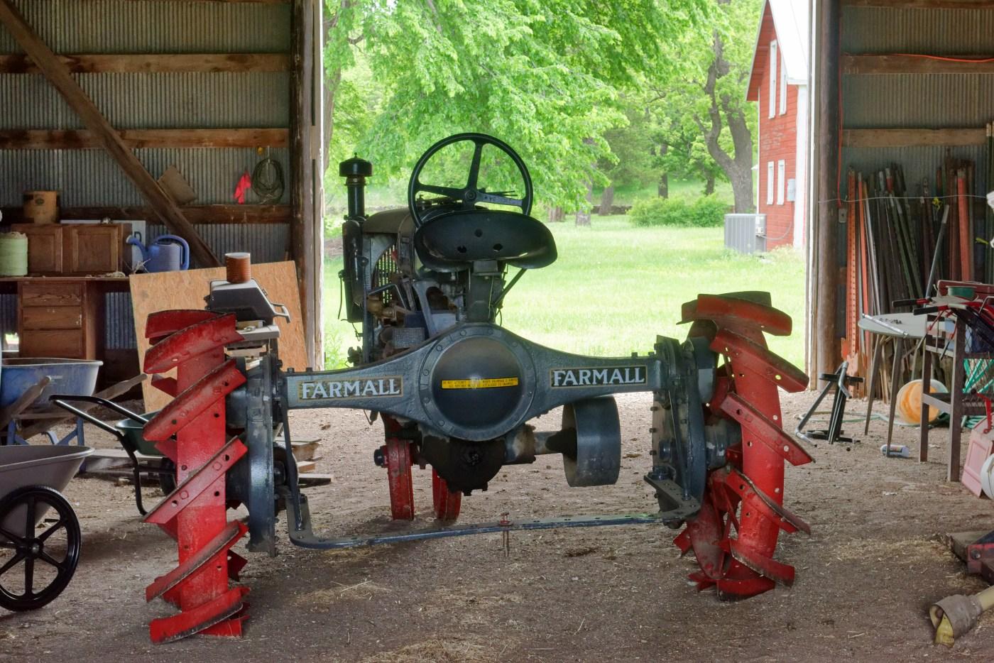 1929 Farmall Tractor